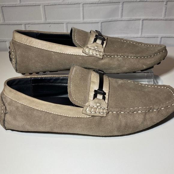 Men's Kenneth Cole Suede Slip-on Loafer (Size 7.5)